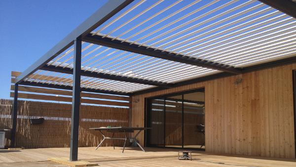 bioclimatique - ecologie - maison ecologique - grenoble - maison bois - architecture