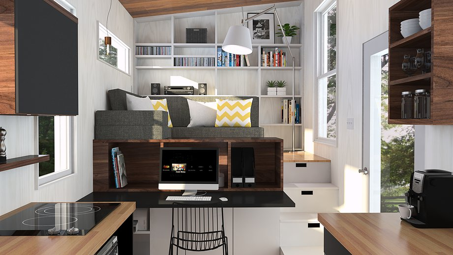 Amnios - grenoble - isère - design - tiny house