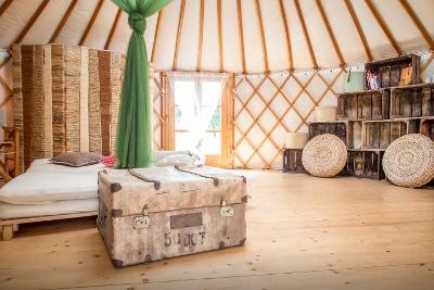 airbnb originaux - architecture - design - amnios - une article bnb a decouvrir