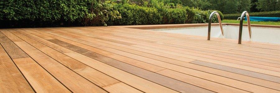terrasse bois - grenoble - extension bois - architecture - design - amnios - zoom terrasse bois pour piscine
