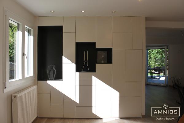 renovation - maison - grenoble - amnios - maitre d'oeuvre - design - mur de la cuisine