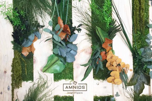 la barratte - restaurant - renovation - grenoble - design - amnios - decoration vegetale de pres