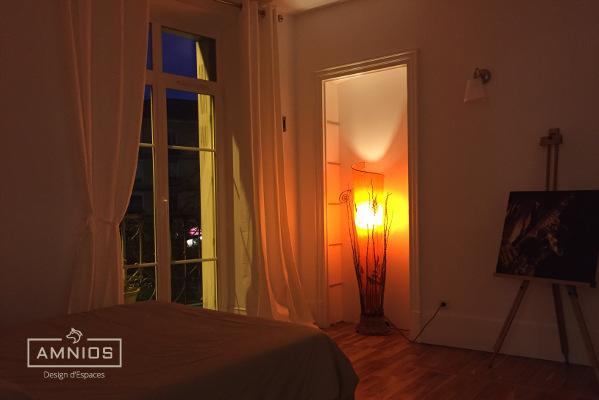 renovation appartement - maitre d'oeuvre - grenoble - amnios - agence architecture - la chambre