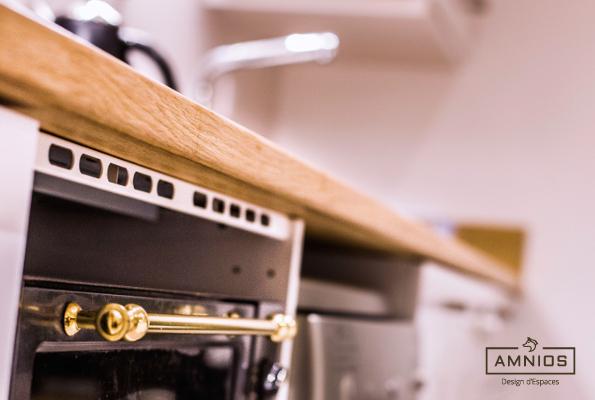 renovation appartement - maitre d'oeuvre - grenoble - amnios - agence architecture - zoom sur la cuisine