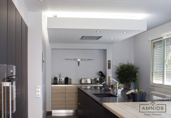 renovation - cuisine - travaux - grenoble - amnios - design - maitre d'oeuvre - autre angle de vue cuisine amnios