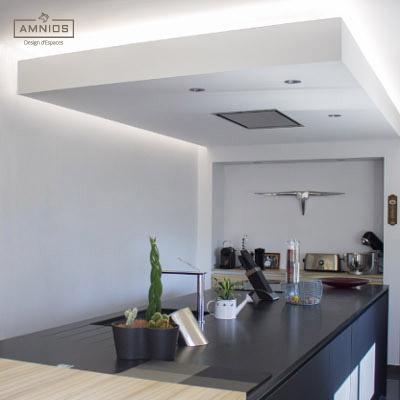 renovation - cuisine - travaux - grenoble - amnios - design - maitre d'oeuvre - presentation de la cuisine