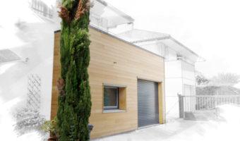 Tarif extension bois cool extension maison prix au m for Tarif extension