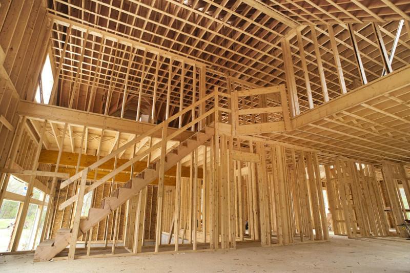 ossature bois - maison bois - renovation - maison - grenoble - architecture - maitrise d'oeuvre